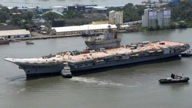 Photo of Hindistan'ın yerli uçak gemisi: INS Vikrant