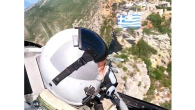 Photo of Yunan Genelkurmay Başkanı silahsız olması gereken ada üzerinde F-16 ile uçtu