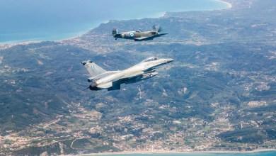Photo of 68 yıl sonra yeniden uçan Spitfire