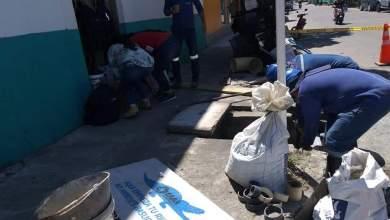 Photo of Rejillas residuales en El Espinal