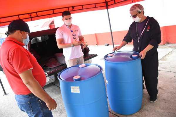 Photo of Alcohol Carburante para Hospitales Públicos del Tolima