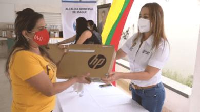 """Photo of """"Computadores para Educar"""" llegaron al colegio Darío Echandía Olaya"""