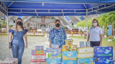 Photo of Alimentos no perecederos y productos de aseo llegaron a la Fundación Divino Niño