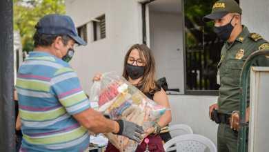 Photo of Más de 100 familias vulnerables fueron beneficiadas con kits nutricionales