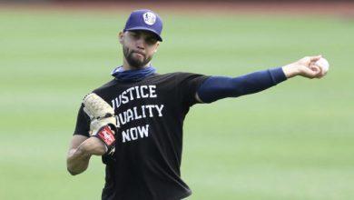 Photo of MLB: Se suspenden partidos por protesta en contra de acciones policiales