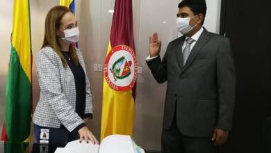 Photo of Alcaldía de Ibagué tiene nuevo Secretario Administrativo