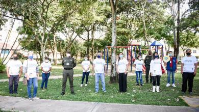 """Photo of """"Red de Vigilancia comunal contra el Covid-19"""", llega a la comuna 5 de Ibagué"""