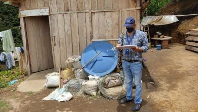 Photo of Inicia proceso de diagnóstico para mejoramiento de vivienda en San Juan de la China