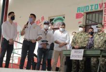 Photo of Gobierno departamental acompaña elecciones atípicas en Valle de San Juan