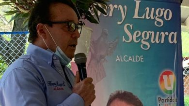 Photo of Henry Lugo Segura es el nuevo alcalde de Valle de San Juan