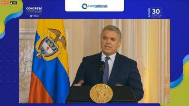 """Photo of """"Las Cámaras de Comercio son aliadas, trascienden su principio de responsabilidad del registro mercantil"""", Iván Duque"""