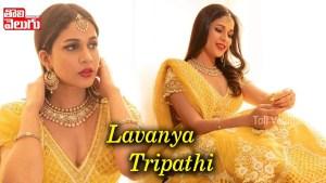 Lavanya Tripathi Latest Bridal Stills