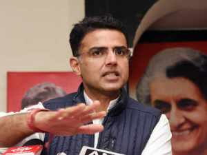 No For BJP: Sacked Cong Leader Sachin Pilot Gives A New Twist
