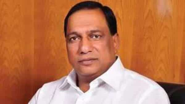 Telangana labour minister, son booked for trespass