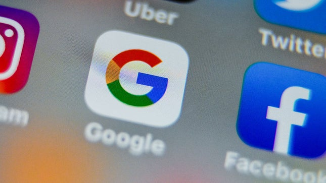 Gmail, YouTube, other Google services hit by service outage | TheHill