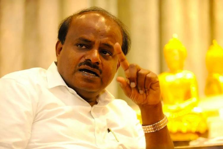 If I had allied with BJP in 2018, I would have been CM for 5 yrs: HD Kumaraswamy | The News Minute