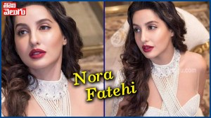 Bollywood Beauty Nora Fatehi Latest HD Glamorous Photos