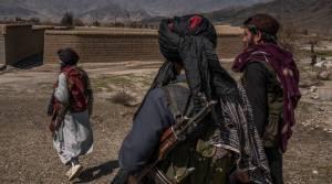 U.S. spy agencies warn Biden of possible Taliban