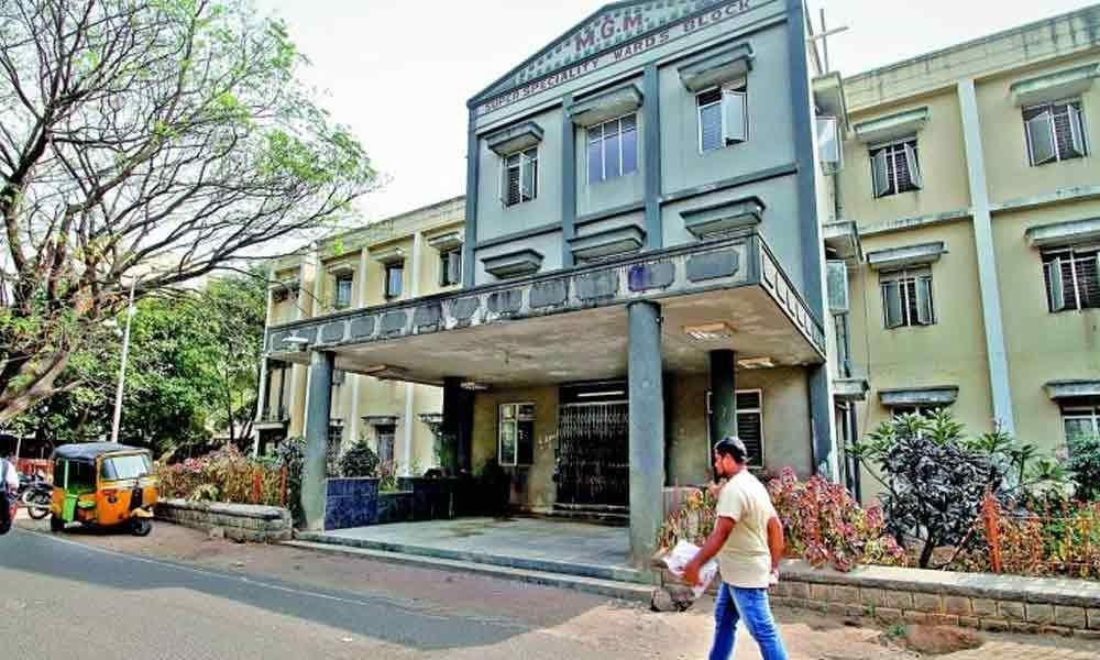 MGM Hospital facelift on the cards