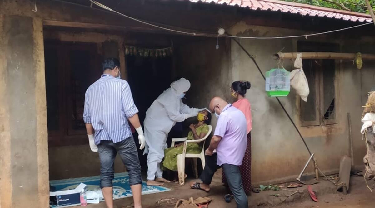 On Covid SOS call, Kerala doctors cross river, trek several kilometres to reach tribal village | India News,The Indian Express