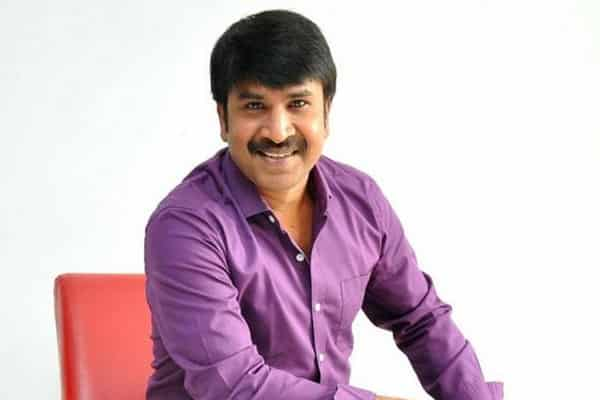 One More Film As Hero To Srinivasa Reddy