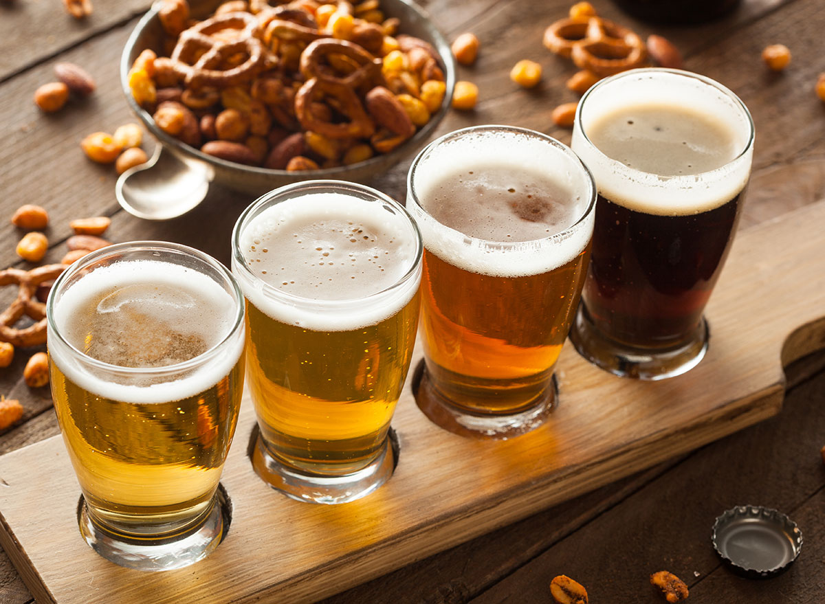 One Major Side Effect of Drinking Beer, Says Dietitian | Eat This Not That