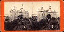 Quartier Vieux-Québec - Université Laval v. 1880. BANQ