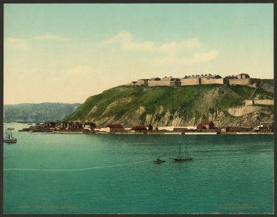 La Citadelle, 1901 / The Citadel, Quebec