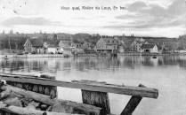 Vieux quai de Rivière-du-Loup, 1912.Credit: J.E. Mercier / Bibliothèque et Archives Canada / No. MIKAN: 3261076