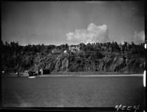 Spencerwood, Quebec City, P.Q.]. 1933 Clifford M. Johnston / Bibliothèque et Archives Canada / PA-056835 Résidence du lieutenant-gouverneur, détruit dans un incendie en 1966.