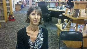 Library Director Barbara Pettijohn