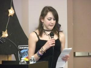 Poet Jen Kiely