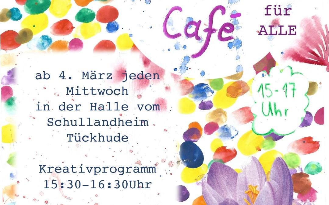 Neu: Kreativ Café – Tückhude!