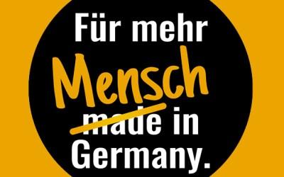 """""""Mensch in Germany"""" mit Susanne Wiest aus Alt Tellin"""