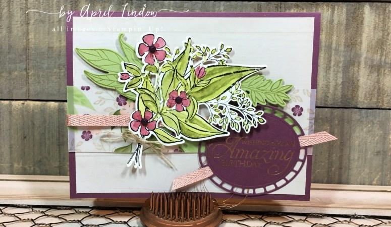 Floral Romance Birthday