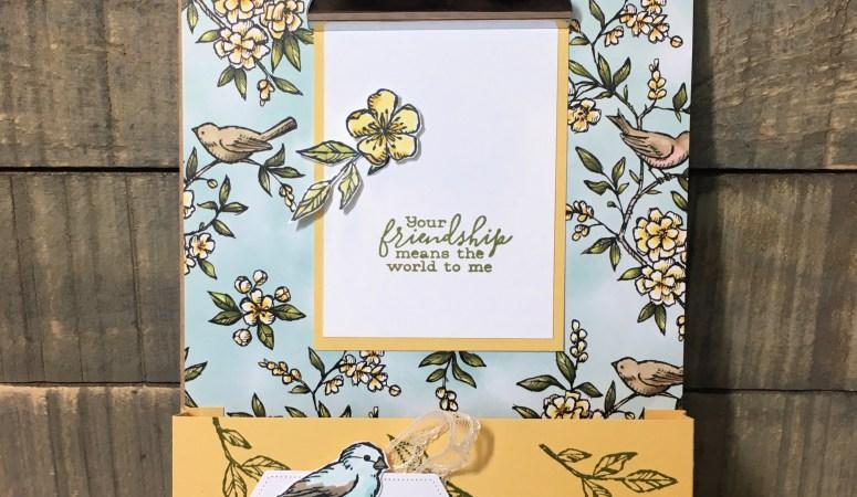 Bird Ballad Clip Board