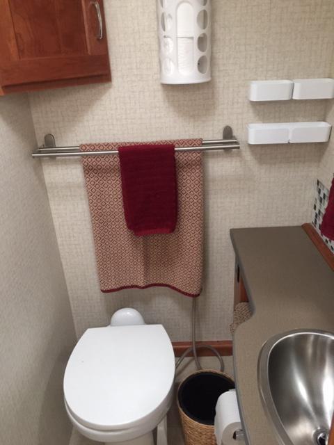 Bathroom 2016 Winnebago Itasca