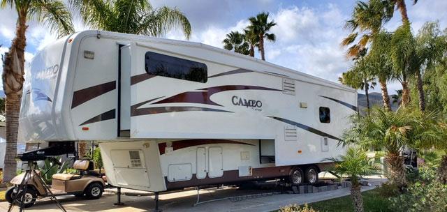 "California RV Resort ""Cameo"""