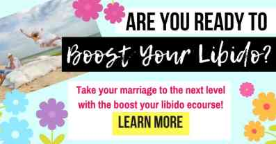 FB Boost Your Libido Bed - Graphics for Boost Your Libido Course