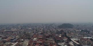 Advierten que empeorará la contaminación en invierno