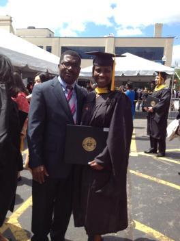 Graduated Northeastern