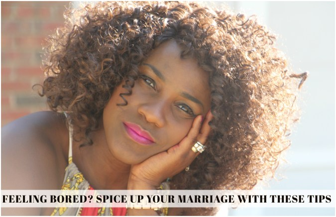 Spice up your marriage 0