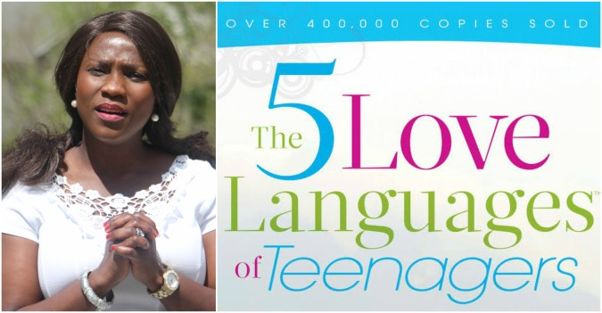 The 5 love languages of teens
