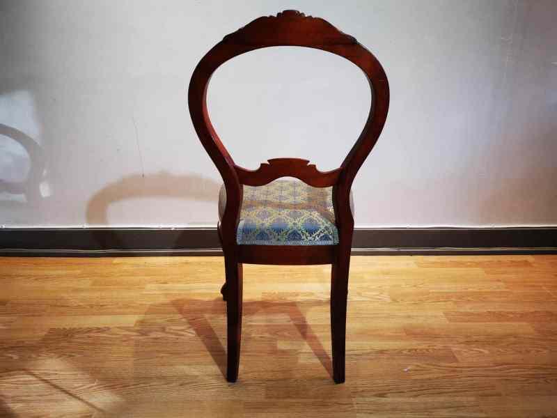 Rokoko stol
