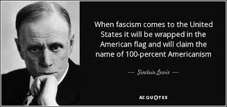when fascism comes to the United States