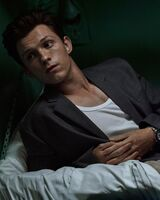 Tom Holland Esquire Shoot