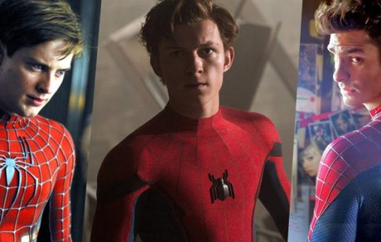 """""""Spider-Man 3"""" Will Reportedly Bring Back Andrew Garfield & Tobey Maguire With Alfred Molina"""
