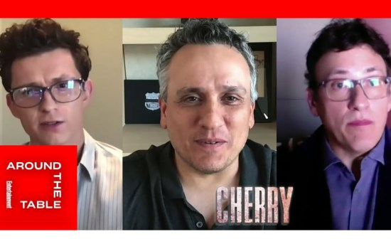 VIDEO: Tom Holland Breaks Down 'Cherry' with The Russo Brothers