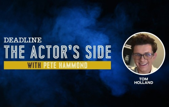 Deadline Presents… The Actor's Side with Tom Holland