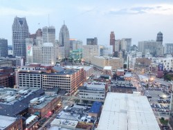 Detroit Skyline 1 2014